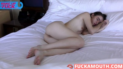 Lucie Cline, wake up and fuck